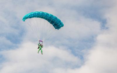 Les weekends d'initiation au parachutisme d'EFREI Para