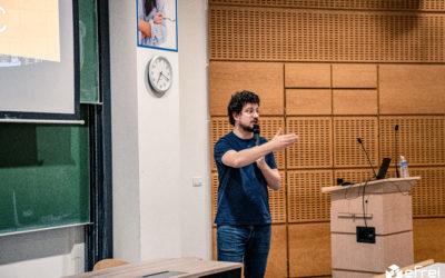 MasterClass 2020 avec le co-fondateur de VLC