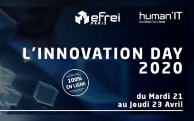 Résultats de l'Innovation Day 2020